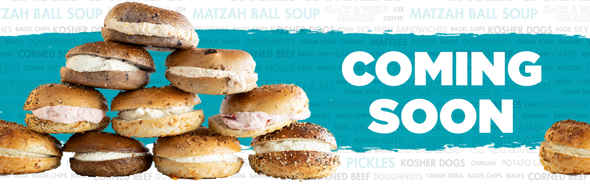 The best bagels in Las Vegas - bagel & shmear of the month